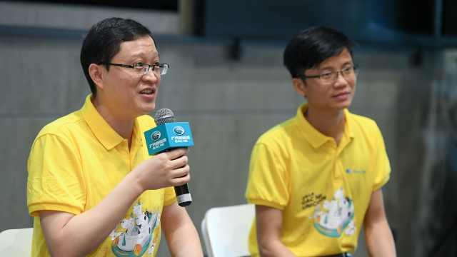 广汽肖勇:当第一?上海新能源有荣威