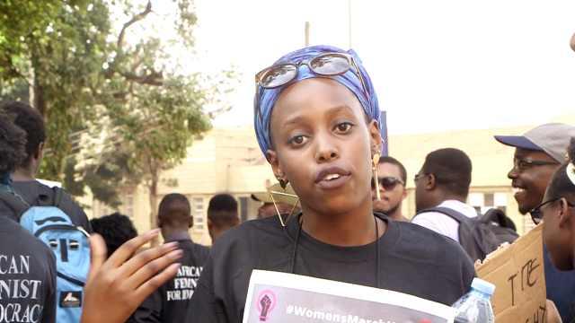 乌干达上千妇女抗议女性谋杀案攀升