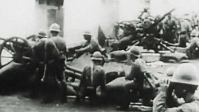 抗战拉开序幕后…回顾81年来英雄路