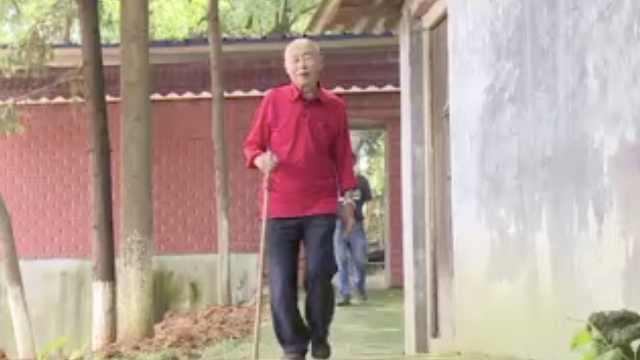 他90大寿捐百万元,乡邻:不是第一次