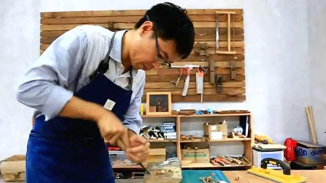他从汇丰辞职做木工:不想当工作狂