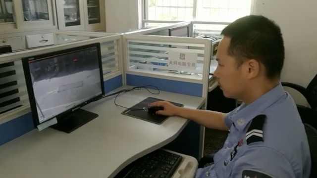 民警视频查盗窃案,竟揪出6年前网逃