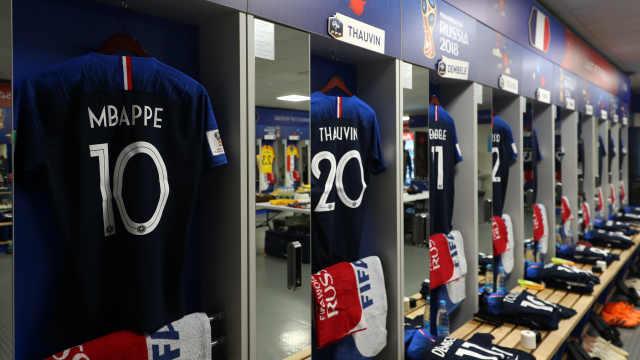 10亿欧身价!法国足球为什么这么强?