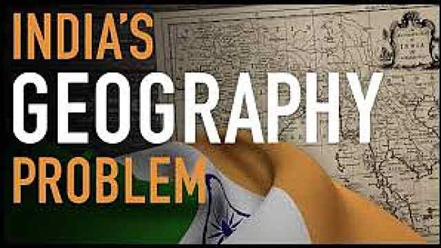 印度的地理问题
