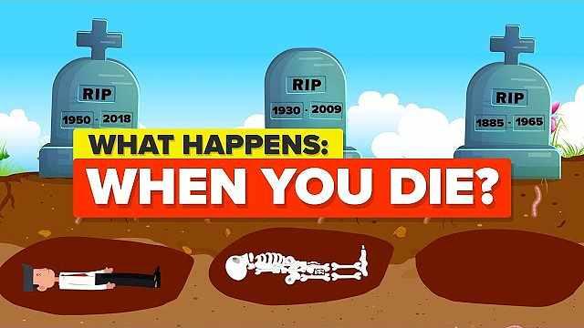 涨知识:人死之后身体会发生什么