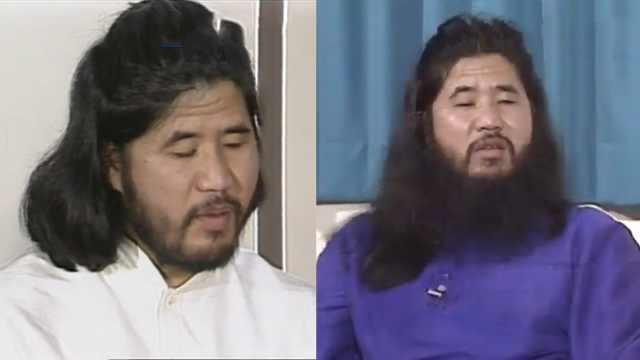 日本邪教首领被判死刑,执刑前实录