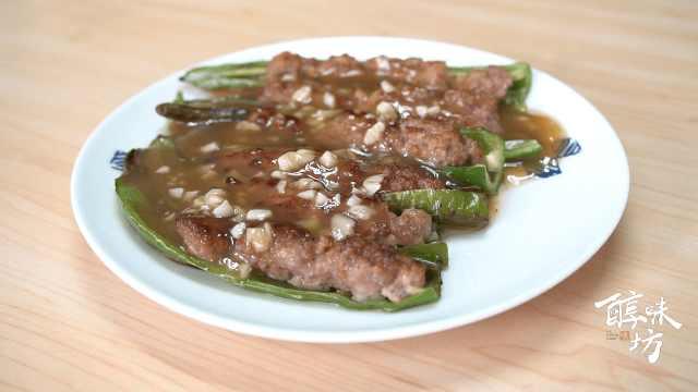 这才是青椒与肉的完美组合!