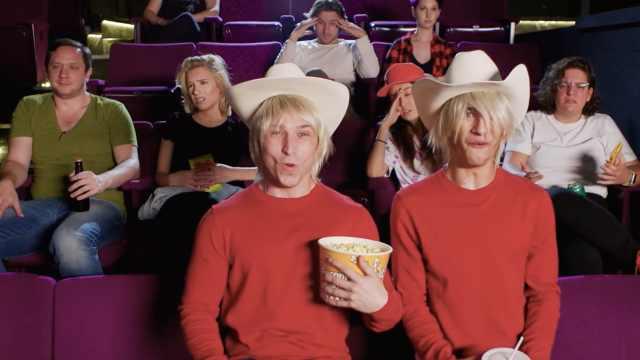 电影院中的奇葩行为,你遇到过么?