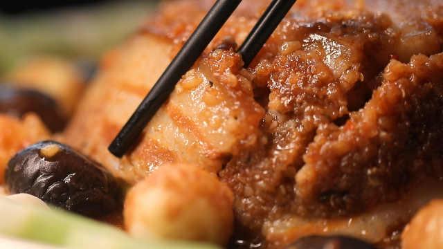罗汉粉蒸肉,粉蒸界的奢侈品