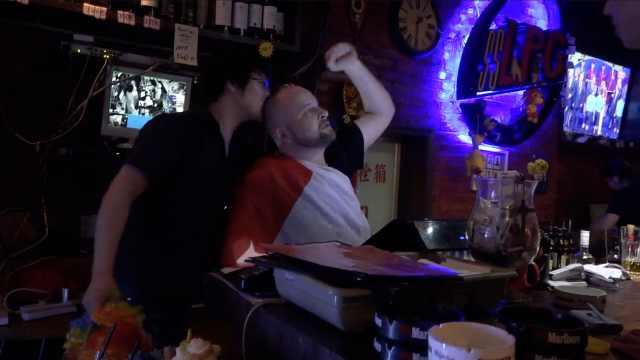 法国球迷狂欢!酒吧营业额翻两三倍