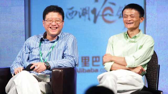 中国互联网大佬只有他是快乐的