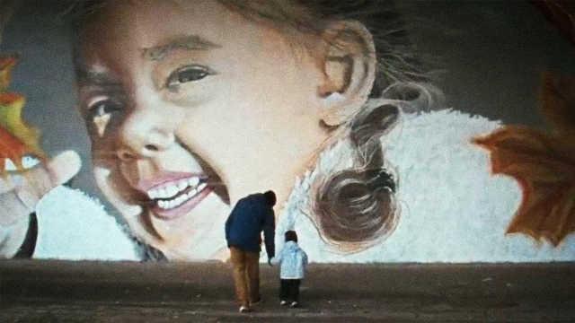街头艺术家自始至终对艺术的坚守