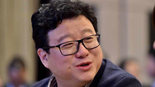 丁磊:网易提高了音乐收听广度泛度