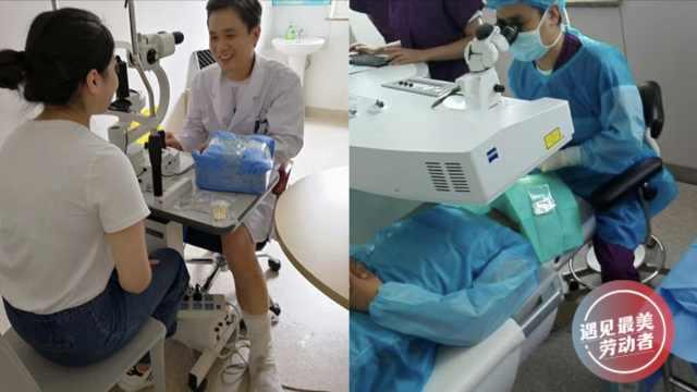医生腿骨折,打石膏手术:患者不能拖