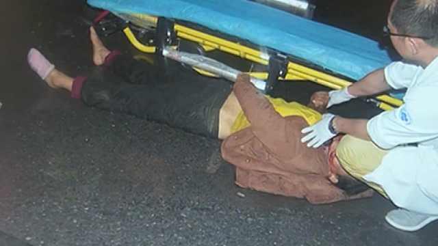 他驾车撞人致重伤,竟让女友来顶包