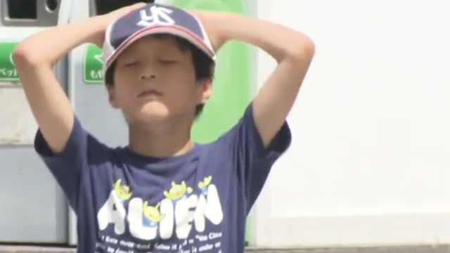 日本高温创历史新高!已有65人死亡
