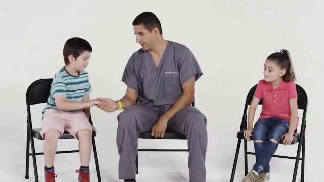 孩子对话整形医生:孩童视角看整形