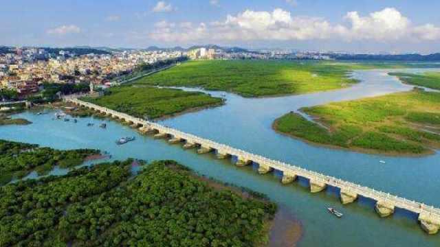 中国古代第一座跨海大桥千年不倒?