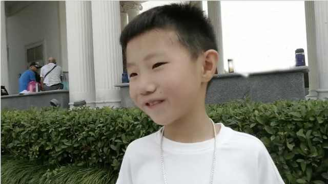 7岁傲娇小鼓手:谢霆锋打鼓没我帅