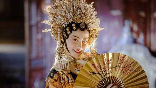 如果高贵妃为皇上跳了钢管舞...
