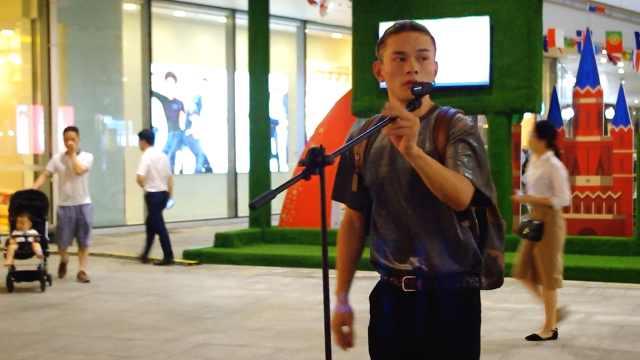 他辞职街头唱歌:希望父母给2年时间