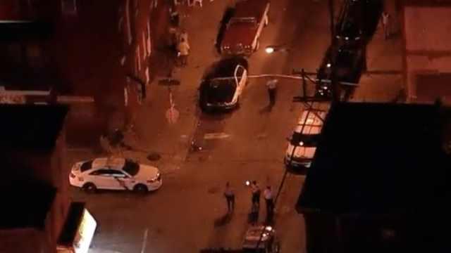 美国费城枪击案致2死4伤,枪手逃逸