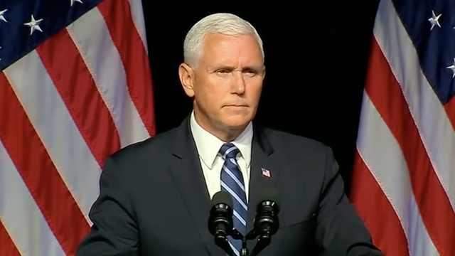 美国副总统彭斯:2020年将建太空军