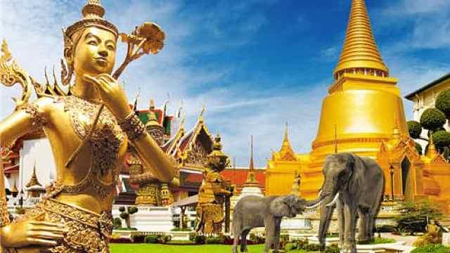泰国欲挽回中国游客:机场设VIP通道