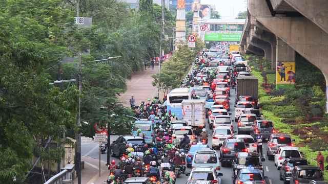 亚运会在即,民众忧雅加达空气污染