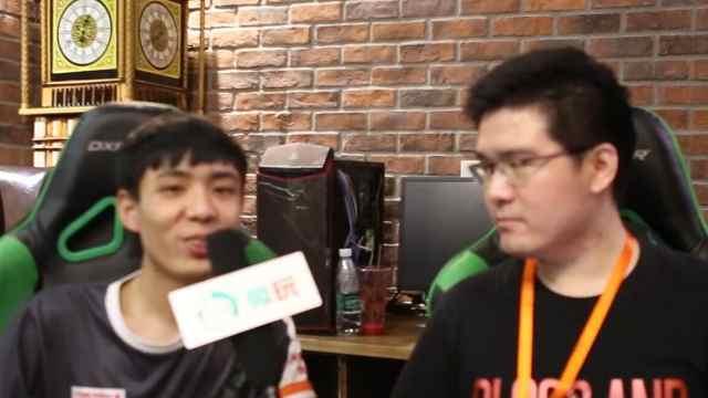 兔玩PUBG中韩对抗赛专访17Shox