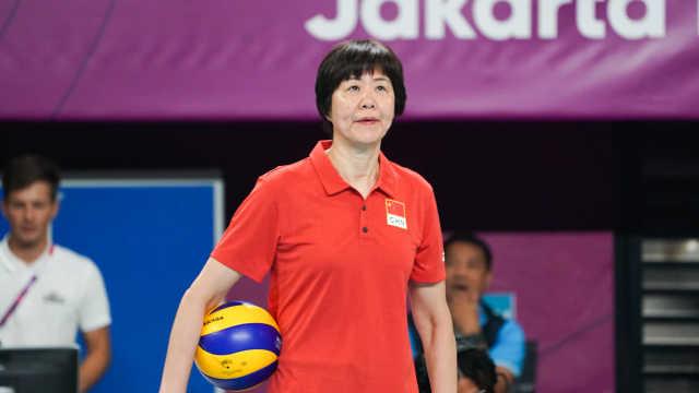 兵不血刃!女排掀翻卫冕冠军韩国