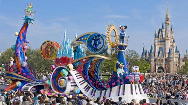 为什么大家更喜欢去上海迪士尼?