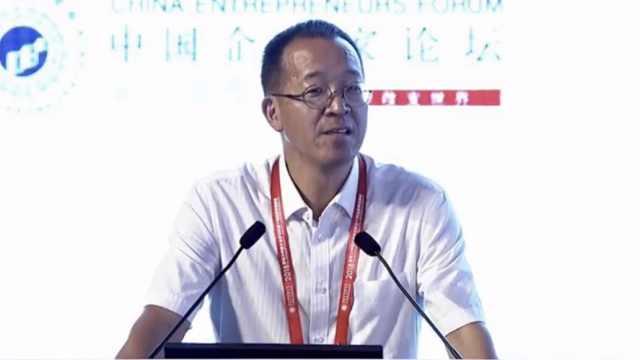俞敏洪:很多企业家没情怀,只捞钱