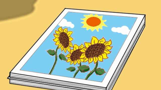 为什么向日葵总向着太阳?
