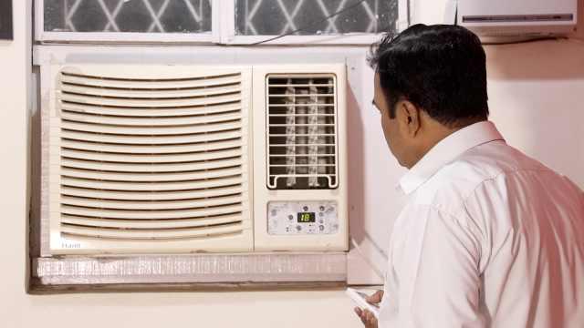 空调强制24℃?印度人说不如多种树
