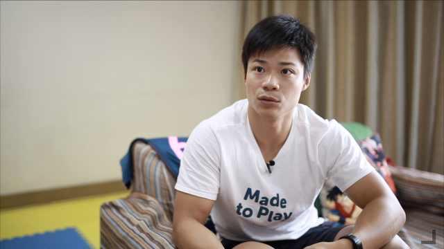 专访苏炳添:已退役,借调来做运动员