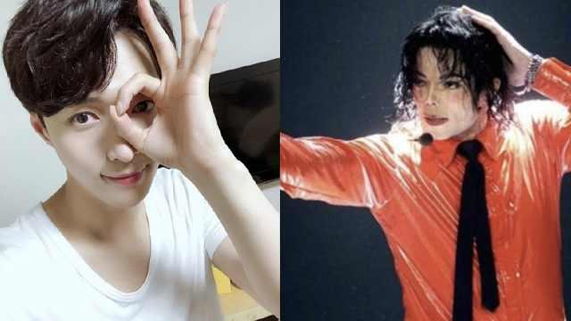 致敬MJ!张艺兴将参与迈克尔纪念曲