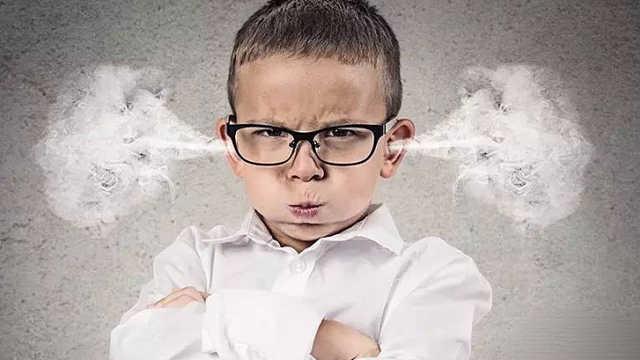 孩子发脾气怎么办?