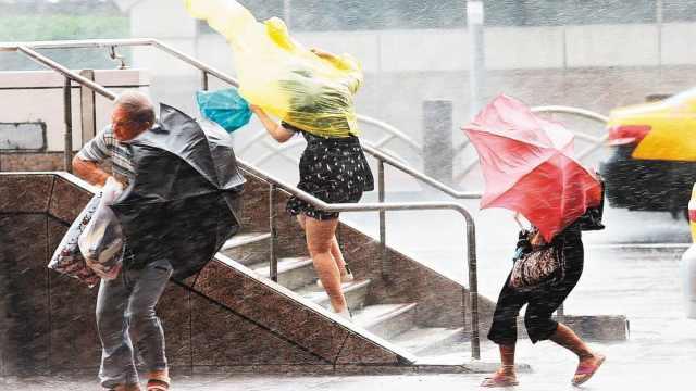 直播:大阪12级风!最强台风登陆日本