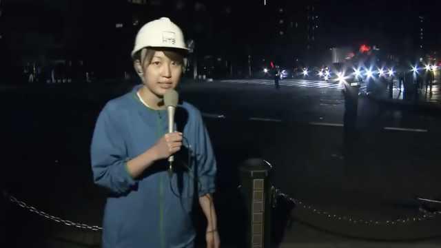 北海道发生6级地震,110人受伤