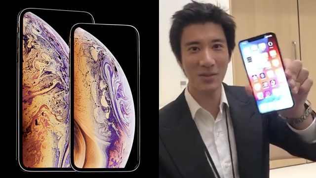 王力宏秀新iPhone,网友吐槽买不起