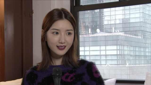 专访毛晓彤:有机会想跟陈道明学习