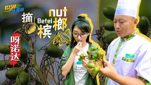 为什么海南人都喜欢嚼槟榔?