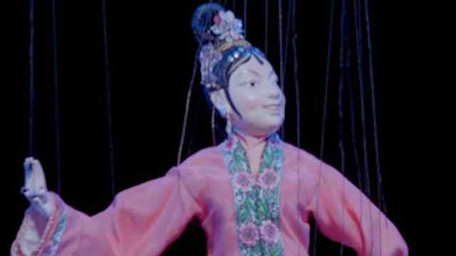 泉州提线木偶,诙谐演绎世俗情态