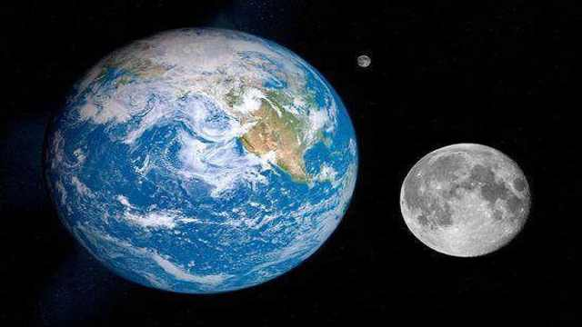 月球到底是怎么形成的?