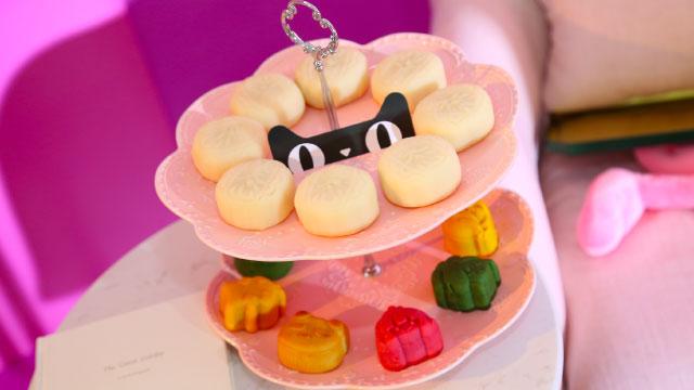 嫦娥:这样的月饼,我和玉兔也想吃!