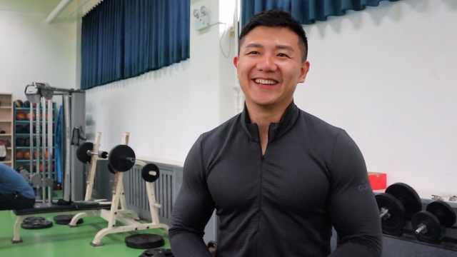 奥运冠军北师大授课:教你减脂瘦身