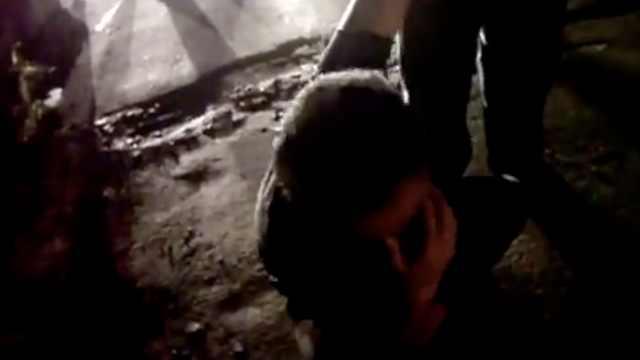 他无证酒驾被查,哭喊求交警放一马