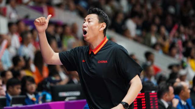 小李飞刀赢了!李楠任中国男篮主帅