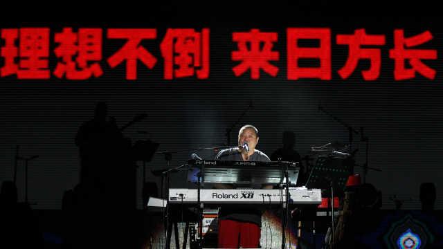 中国第一代摇滚人臧天朔在京逝世